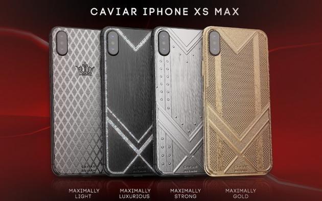 奢侈版新iPhone出现!售价5200美元起